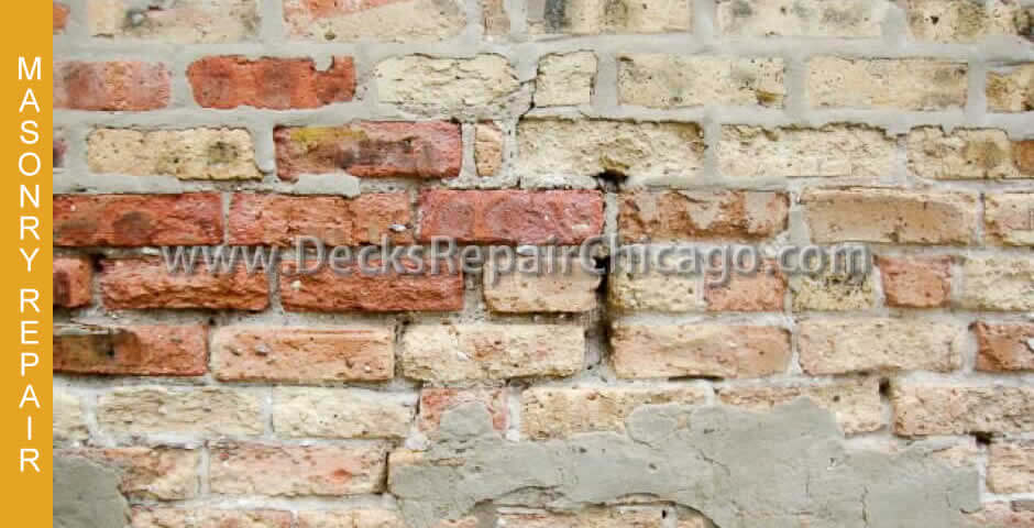 masonry repair decks repair chicago