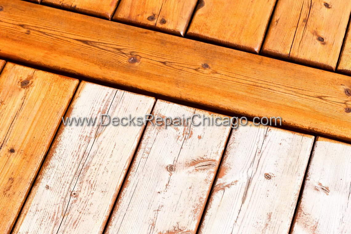 Decks Repair Chicago - Remodel Restore Old Decks Chicago