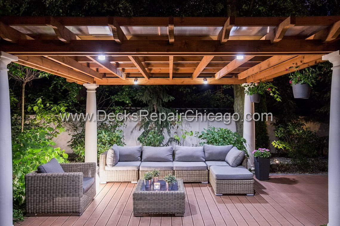 Charmant Decks Repair Chicago   Patio Gazebos